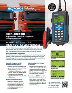 EXP-1000 HD Brochure