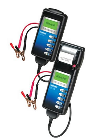 MDX 650 Series Battery Analyzers